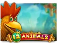 12 Animals Spielautomat