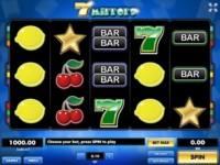 7 Mirrors Spielautomat