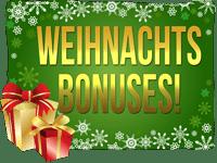 Weihnachts Casino Bonus Angebote 2020