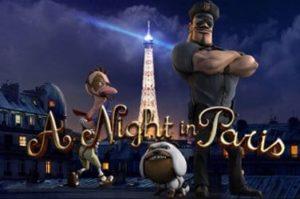 A Night in Paris Casinospiel kostenlos spielen