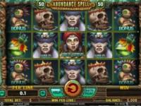Abundance Spell Spielautomat