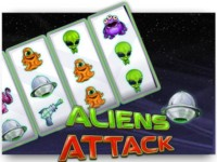 Aliens Attack Spielautomat