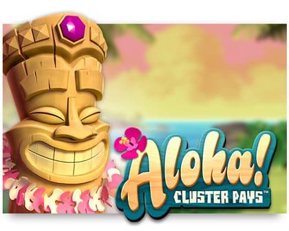 Aloha! Cluster Pays Video Slot kostenlos spielen