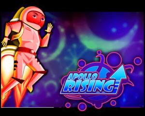 Apollo Rising Videoslot online spielen