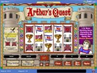 Arthur's Quest Spielautomat