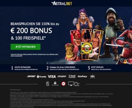 3000€ Bonus + 129 Freispiele