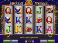 Bella Donna Spielautomat