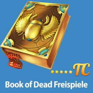 Book of Dead Freispiel