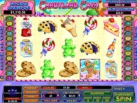 Candyland Cash Spielautomat