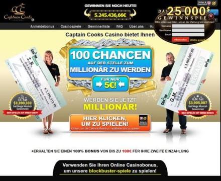 100 Chancen zum Millionär zu werden für nur 5€!