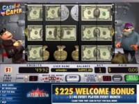 Cash Caper Spielautomat