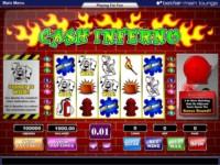 Cash Inferno Spielautomat