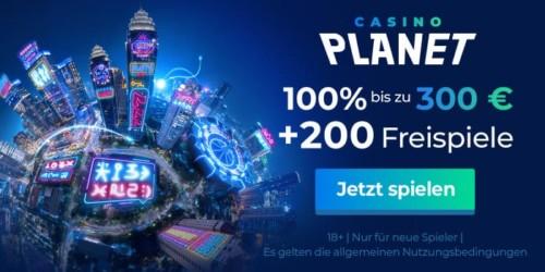 Casino Planet online