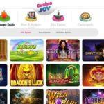 Casino Joy im Test