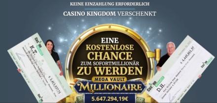 Gratis Jackpot Slot Chance oder 40 Spins für 1€ + 100% Anmeldebonus bis zu 200€