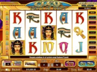 Cleo - Queen of Egypt Spielautomat