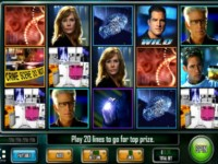 CSI Spielautomat