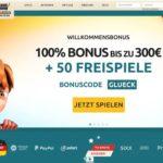 drückglück Casino mit PayPal und Merkur Spiele
