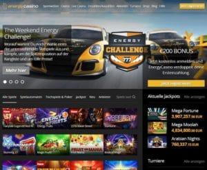 Energy Casino Rezension