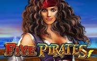 Five Pirates Spielautomat
