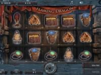 Flaming Dragon Spielautomat