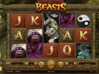 Four Divine Beasts Spielautomat
