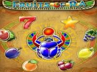 Fruits of Ra Spielautomat