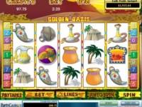 Golden Oasis Spielautomat