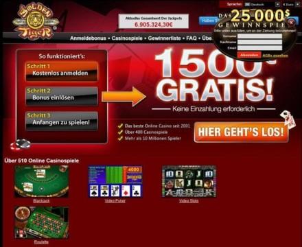 Für Ihre erste Einzahlung erhalten Sie einen  100% Bonus von bis zu 100€