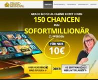 Grand Mondial Casino Erfahrungen und Test