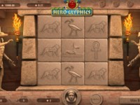 Hero Glyphics Spielautomat