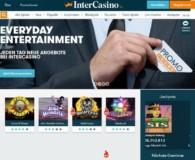 Intercasino mit 10 gratis Spins