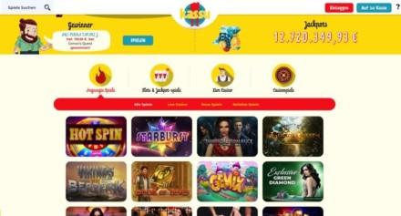 100% bis zu 300€ + 300 Freispiele für Starburst, Aloha oder Gonzo's Quest