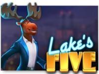 Lake's Five Spielautomat