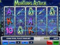 Martians Attack Spielautomat