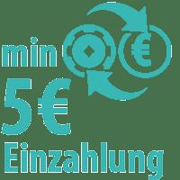 Casino mit 5 Euro Einzahlung