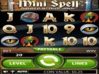 Mini Spell Spielautomat