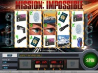 Mission: Impossible Slots Spielautomat