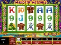 Monster Meteors Spielautomat