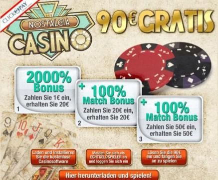 2000%+100%+100% Bonus!