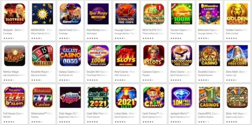 Online Casino Handy Apps