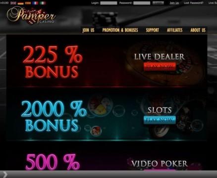 2000% bis zu 4000€ Bonus für Slots mit Coupon Code: 2000SLOTS