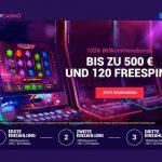 Party Casino Willkommensbonus