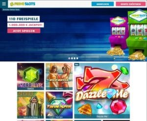 Prime Slots Casino im Test