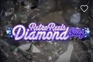 Retro Reels Diamond Glitz Spielautomat