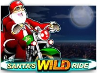 Santa's Wild Ride Spielautomat