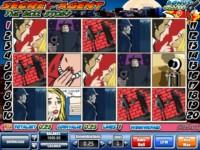 Secret Agent Spielautomat