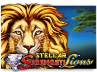 Serengeti Lions Stellar Jackpots Spielautomat