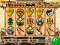 Shaolin Fortunes Spielautomat
