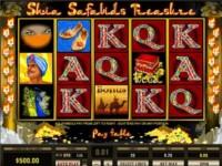 Shia Safavids Treasure Spielautomat